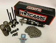 Raptor 660 Hotcam Hot Cam Stage 3 Valves Springs Seals Chain Head Rebuild Kit