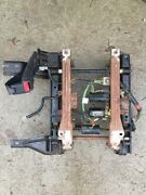 02-05 Dodge Ram 1500 2500 Driver Left Power Seat Track W/motors And Switches C212