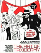 The Art Of Taxidermy Judge Dredd Mega Collection Issue 43, Alan Grant, New Boo