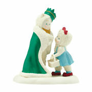 Dept 56 Snowbabies King Of The Forest Nib Free Shipping 4042504