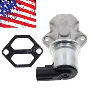 Idle Air Control Valve Iac Motor And Gasket For Mpi V6 And V8 Rplcs 18-7701 862998