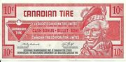 Canadian Tire Money 2008 .10c ▶ Collecting S28-c08 Coupon Serial 0348407542