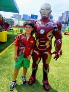 Iron Man Avengers Caractre Costumes Mascot Party Cosplay Photo Relle La...
