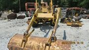 Jd John Deere 400 Industrial Tractor, Loader, Backhoe Will Sell All Or Parts