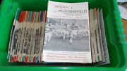 Wigan Rugby League Home Programmes 1962 - 1970 Choose Individual Items