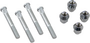 Moose Racing 0213-0774 Wheel Stud And Nut Kit Front Left Rear Right Atv Lugs