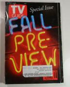 Tv Guide Sept 18 1993 Fall Preview X-files Lois And Clark Nypd Blue Frasier