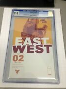 East Of West 2 1st Print Cgc 9.8 In Development By