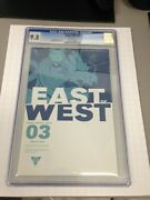 East Of West 3 1st Print Cgc 9.8 In Development By