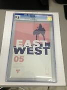 East Of West 5 1st Print Cgc 9.8 In Development By