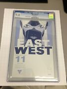 East Of West 11 1st Print Cgc 9.8 In Development By