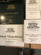Dept. 56 - Dickens Village And More Dept. 56 - Approx. 160 Boxed 3 Unboxed..andnbspandnbsp