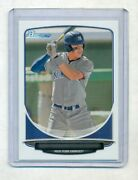 2013 Bowman Draft Picks And Prospects Aaron Judge Yankees No Foil On Name 7r