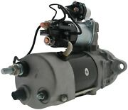 New Starter 39mt 24v Rotatable Housing For Caterpillar Cummins Replaces 8200435