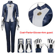 Costume Nora Allen Cosplay Christmas Fancy Dress Women Hero Outfits Carnival