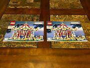 Lego Grand Carousel 10196 Replacement Manuals Instructions Only No Legos