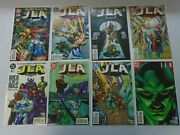 Jla Lot 52 Different From 5-61 8.0 Vf And Better 1997-2002