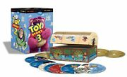 Toy Story Ultimate Toy Box Collection 1, 2, 3 Blu-ray/dvd Combo + Digital Copy