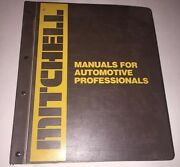 1978-1984 Mitchell Manuals Emission Control Service Repair Imported Cars Trucks