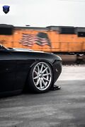 20andrdquo Rohana Rc10 Machined Silver Rims For Dodge Charger Challenger 300 20x9 20x10