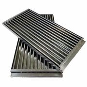 Bbq Grill Kenmore-sears 18-3/8 X 17-1/2 Two Section Infrared Cooking Grate 4