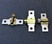 Lot Of 3 Square D Type B Melting Alloy Class 20 Thermal Heater 8536 8736 8606