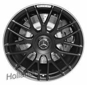 19 X 10 Rear Alloy Wheel Rim For Mercedes-benz Cls 2015 2016 2017 2018 85508