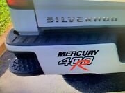 Mercury Racing 400 R Truck Trailer Decal Red Black Usa Stickers Decals Car
