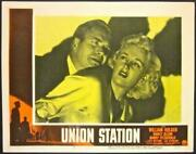 Union Station And03950 Lc 2 Best Close-up Of Sexy Jan Sterling Railroad Film Noir