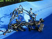 Evinrude Outboard Etec 115hp Base And Harness Assy 0586891 Includes Capacitor