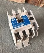 Cutler Hammer Cn35bn3 U 20a 600v 3p Coil With Auxiliary Contact