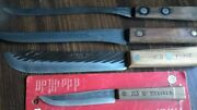 Case Xx Old Forge Fixed 11 Butcher Paring Carve Old Hickory Tru Edge Knife