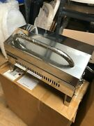 Brand New Stainless Steel Mini Bbq Grill