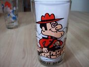 New - Never Used- Pepsi Collector Series - Dudley Do-right - 8 Oz Glass