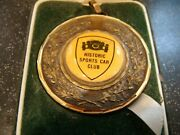 Historic Sports Car Club Fia Medal 1999 Gt Mg Mgb Mini Cooper Bmw Lotus Cortina