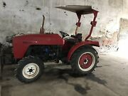 Parting Out Farm Pro 2430 4 Wheel Drive Tractor Only Has 115 Hours