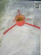 Antique Heavey Duty Christmas Tree Stand