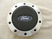 New Old Stock Ford Wheel Hubcaps Rim Center Hub Caps Emblem Cover 3f23-1a096-gb