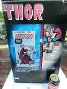 Thor Statue The Mighty Thor Marvel Journey Into Mystery Figurine 950/2500