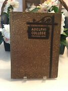 Adelphi College The Oracle 1938 Yearbook Garden City Ny