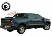 Black Horse Fits 15-21 Ford F150 Roll Bar Bed Cargo Carrier Fix Point Roof Rack