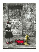 Make Your Mark By Mr. Brainwash Screen Print Signed/numbered Xx/70 -sold Out