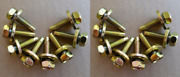 16 Body And Fender Bolts And03960-70and039s Ford Boss 429 Mustang Fairlane Scj Torino Gt
