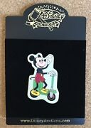 New Disney Auctions Vintage Toy Series Mickey Mouse Le 100 Pin