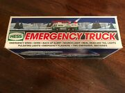 1996 Hess Toy Emergency Truck - Excellent Condition - Original Owner