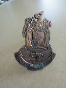 1980 Melbourne Pageant Car Badge For Ford Chev Austin Morris Mg Rover Vw Mini
