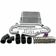 Cx Double Core Intercooler + 2.5 Pipes Bov Kit For 07-09 Mazdaspeed3 1st Gen