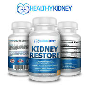 Kidney Restore Health Cleanse Support Detox Natural Supplement High Quality