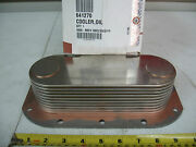 Oil Cooler For Detroit Series 60 And 50. Pai 641270 Ref. 23522416 52458196