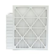 14x20x2 Merv 13 Pleated Ac Furnace Air Filters.  Case Of 12.